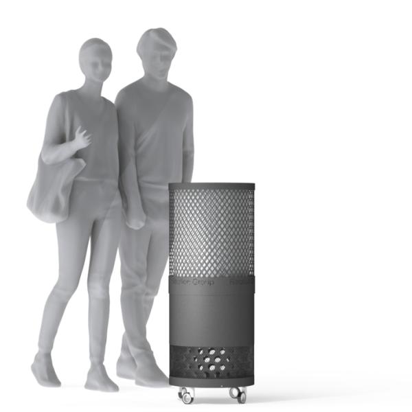 SilentCare – tiha in efektivna prostorska filtracija